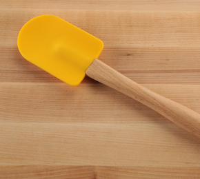 rubber spatula feature