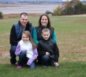 Tim Cox Family1