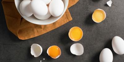 Egg yolk colours web