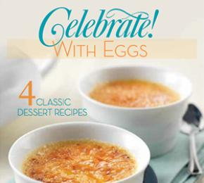 Celebrate with Eggs