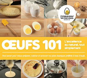 oeufs 101 booklet
