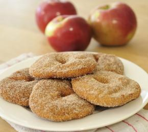 Apple Fritters CMS