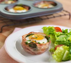 Baked Egg Cups