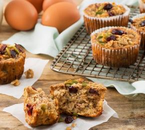 Baked Oatmeal Cups CMS