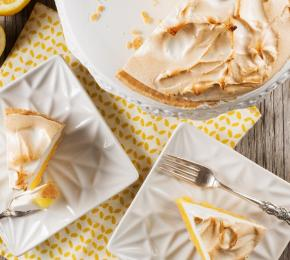 Lemon Meringue Pie CMS