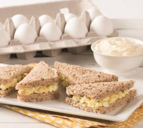 NS Egg Salad Sandwiches CMS