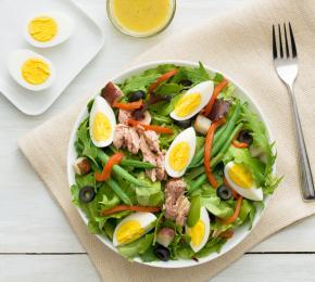 Nicoise Salad 022 LR