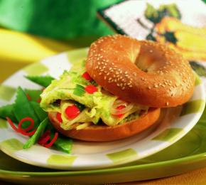 Oriental egg crepe on bagel copy.jpg