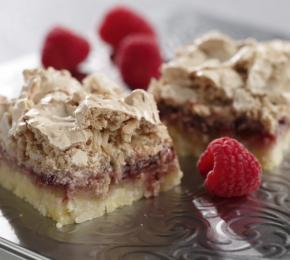 Rasberry Meringue Bars2