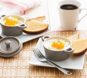 Shirred Eggs 032
