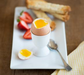 Soft Cooked Eggs 022