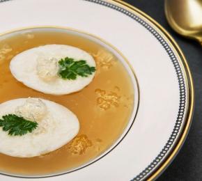 Steamed birds nest soup CMS