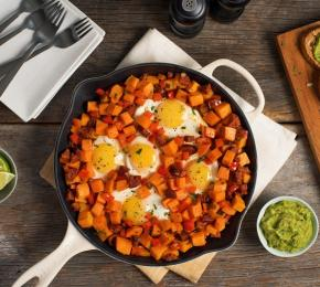 Sweet Potato Skillet CMS