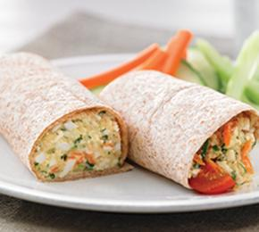 couscous egg wrap HC