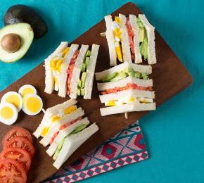 ethnic triple sandwich 032