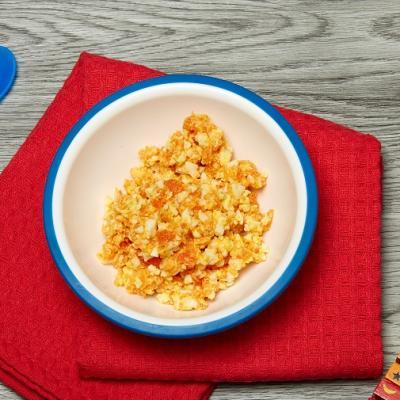 3. Egg and Carrot Mash CMS