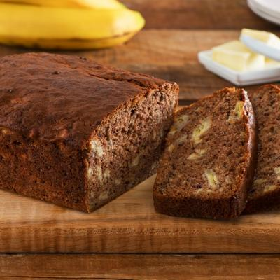 Chai Spiced Banana Bread CMS