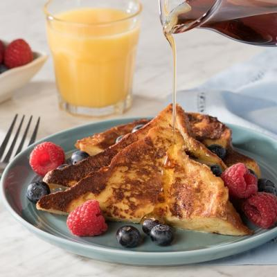 Classic French Toast CMS
