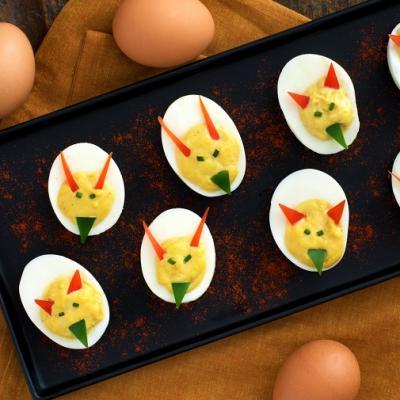Devilled Eggs CMS
