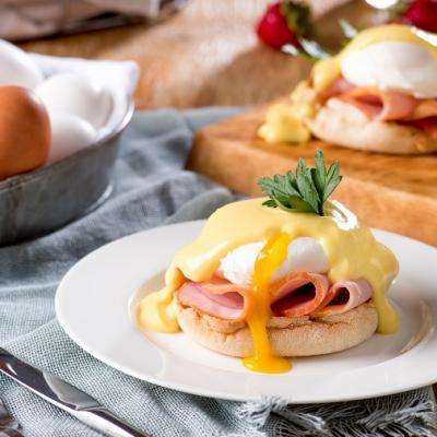Eggs Benedict CMS