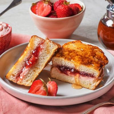 French Toast with Cheese CMS