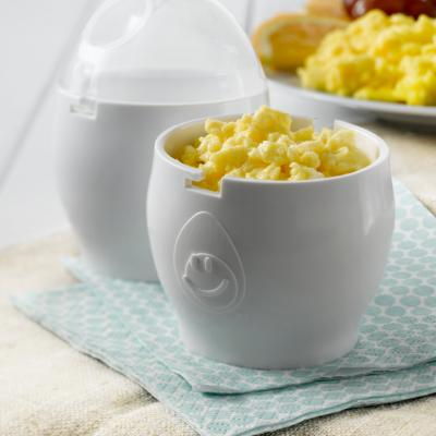 Microwave Egg Cooker Scrambled