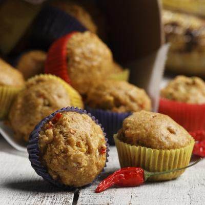 Mini Double Corn Muffins CMS