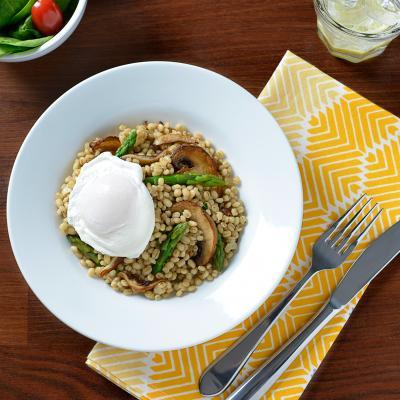 Mushroom Barley Pilaf w Poached Egg 031lowres