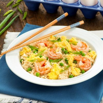 Shrimp and Egg Fried Rice CMS