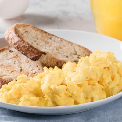 Simple Scrambled Eggs