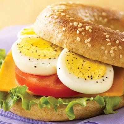 Sliced Egg Sandwich CMS