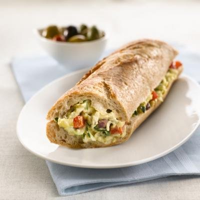 Stuffed mediterranean Baguette revised focus.jpg