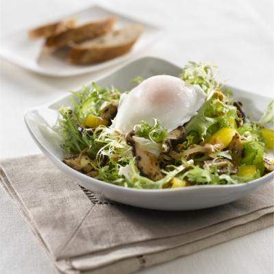 Wild Mushroom Salad with Poached Egg.jpg