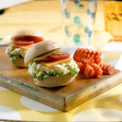 egg sliders