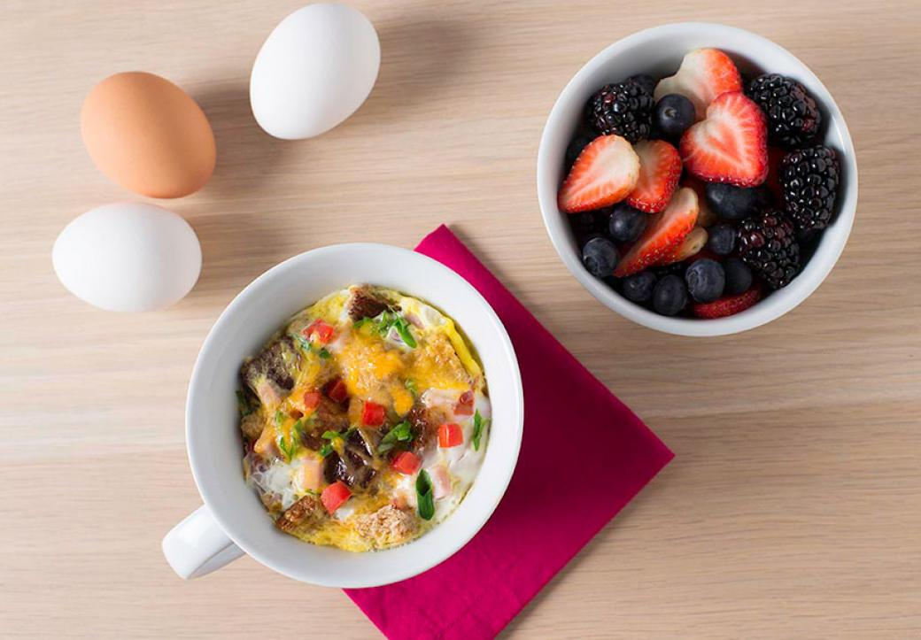 Recipes for Breakfast ideas for mom