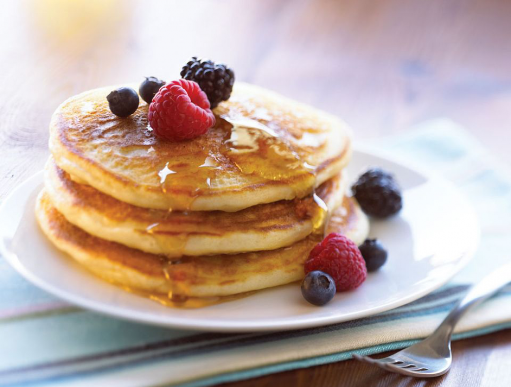 Stack Pancakes Recipe images