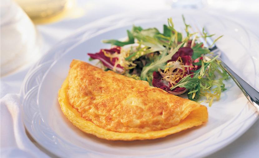 Basic Western Omelet Recipes — Dishmaps
