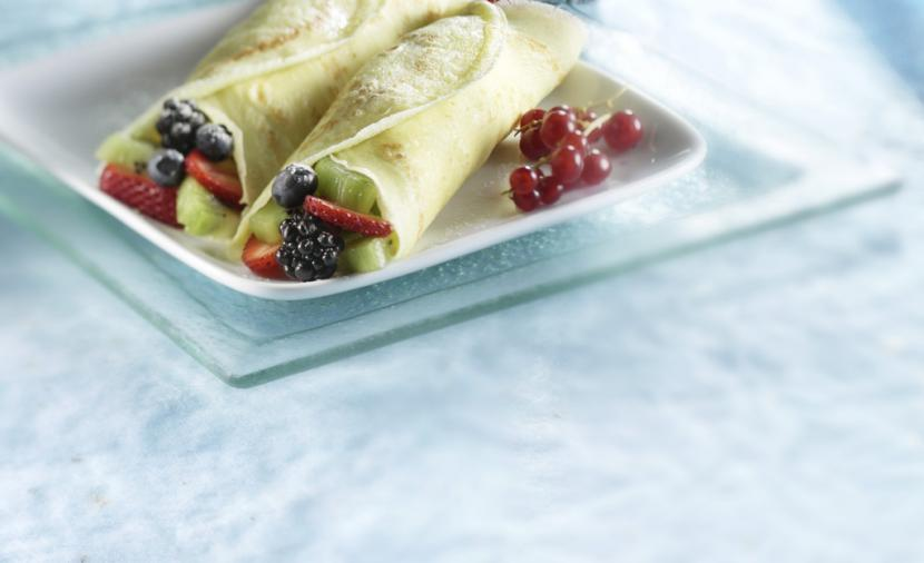 Recipes - Basic Crêpes » Eggs.ca