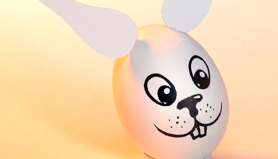 Character egg