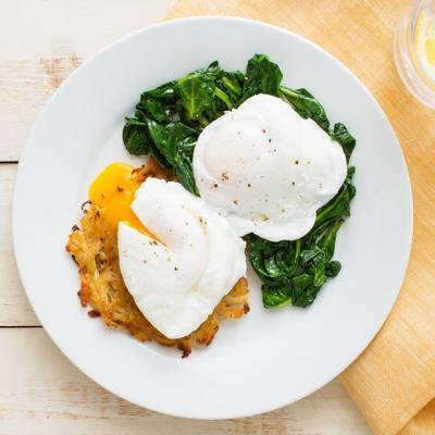 Poach egg tips CMS