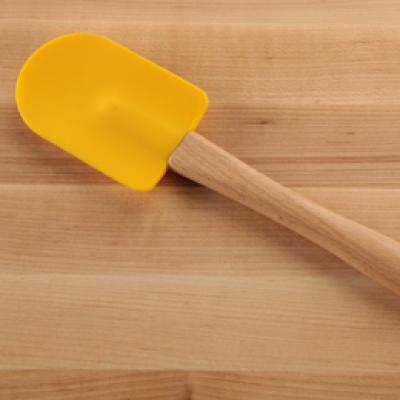 rubber spatula feature