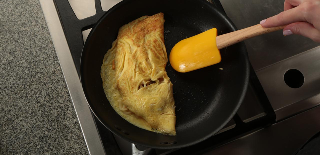 poulailler omelette