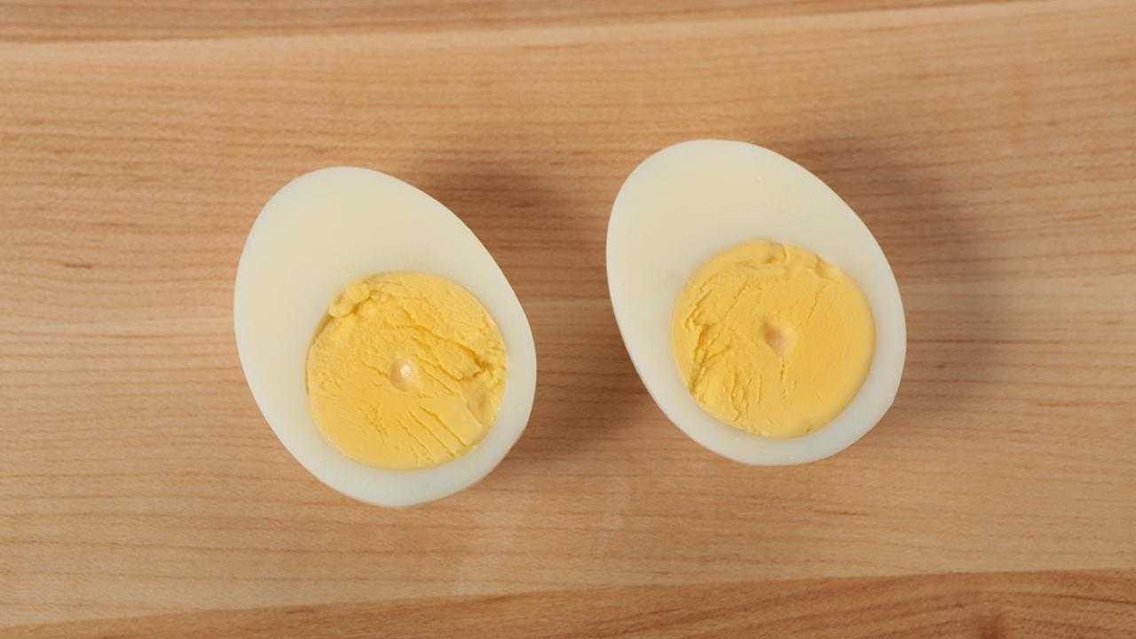 How long should i boil eggs to make egg salad