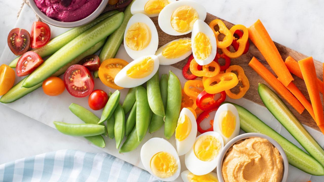 Veggie Snack Board 012