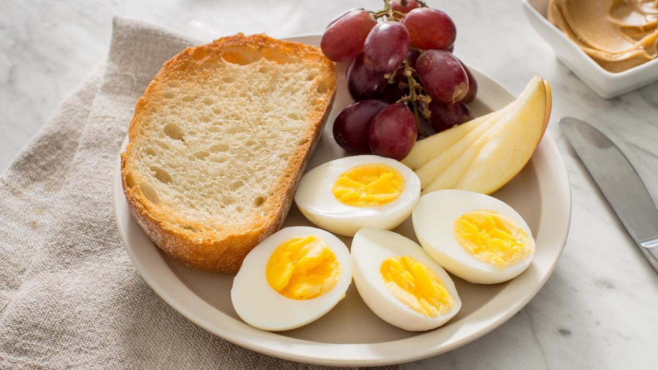 Protein Egg Snack