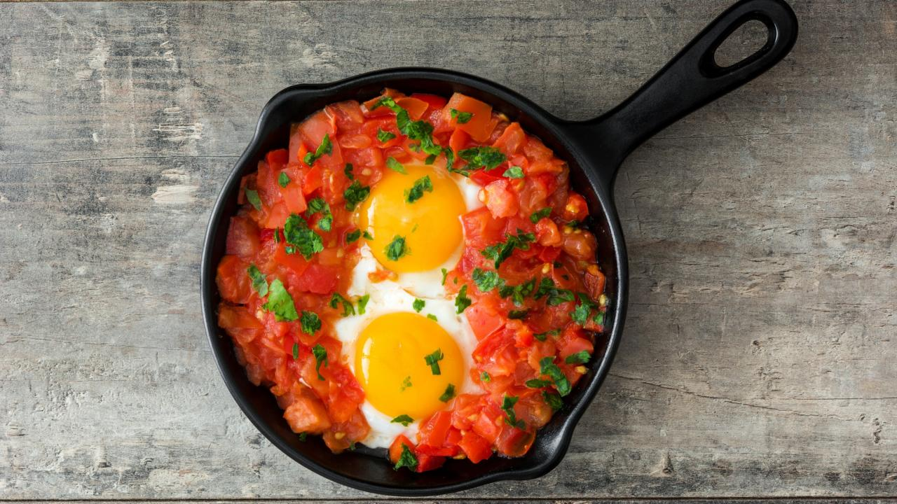 Shakshuka For One5