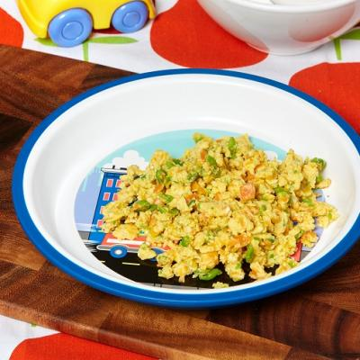 1. Egg and Veggie Scramble CMS
