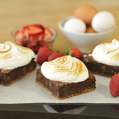 AUGUST Chocolate Brownie Smores CMS