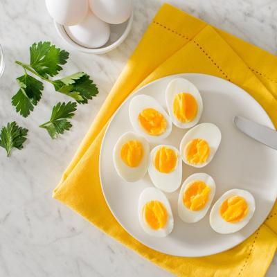 Boiled Eggs CMS