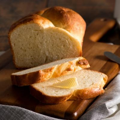 Brioche Loaves CMS